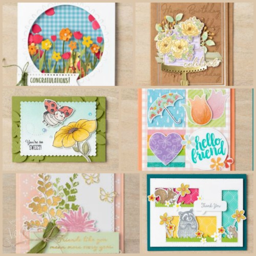 New Stampin'Up! Coordination Product Release Today