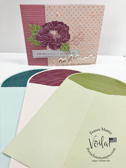 Lovely Day Stampin'Up! Paper pumpkin extra inspiration