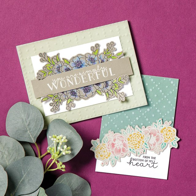 2nd release of products for Sale a Bration rewards. So Very Vellum Designer paper