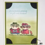 On To Adventure simple Stampin