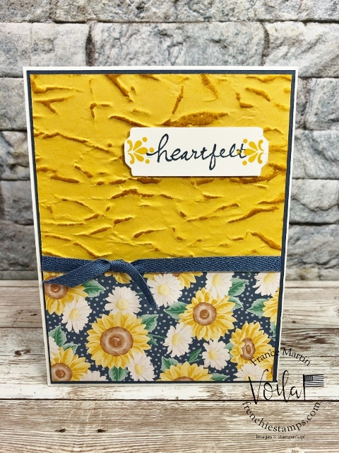 Lovely Labels Pick a Punch, Lovely You Stamp set and Flowers for Every Season designer paper