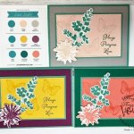 In-Color Coach combo for Just Jade with the stamp set Positive Thoughts.