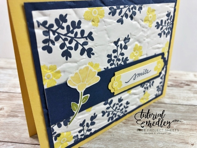 Lovely You Bundle with the Old World Paper Folder.