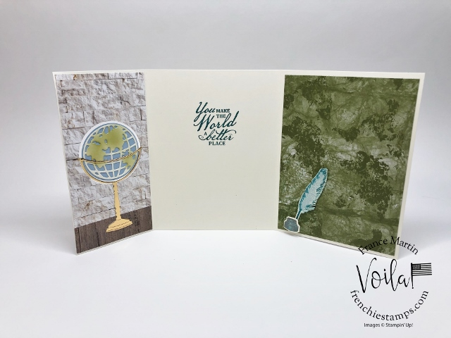 Tri-Fold with the Beautiful World Bundle