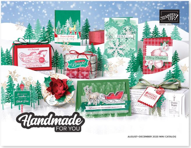 Holiday Catalog Aug-Dec 2020 Available To Order NOW Plus New Online Store